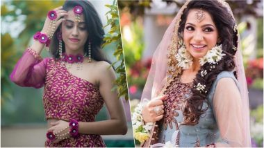 Wedding Trends 2018 in India: Bridal Floral Accessories You Can Adorn This Wedding Season