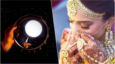 Karva Chauth 2018 Solah Shringaar Items: 16 Suhagi Items That Are Essential for a Married Woman on This Festival