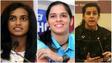 PBL Auction 2018: Saina Nehwal, PV Sindhu, and Carolina Marin Bag Hefty Deals at Premier Badminton League, Season 4