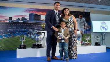 Cristiano Ronaldo Fighting Rape Charges, Mother Shares Emotional Post to Support the Footballer