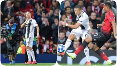 Manchester United vs Juventus, UEFA Champions League 2018-19: Man United Fans Sing 'Vivo Ronaldo' as Cristiano Leaves the Field After 1-0 Win (Watch Video)
