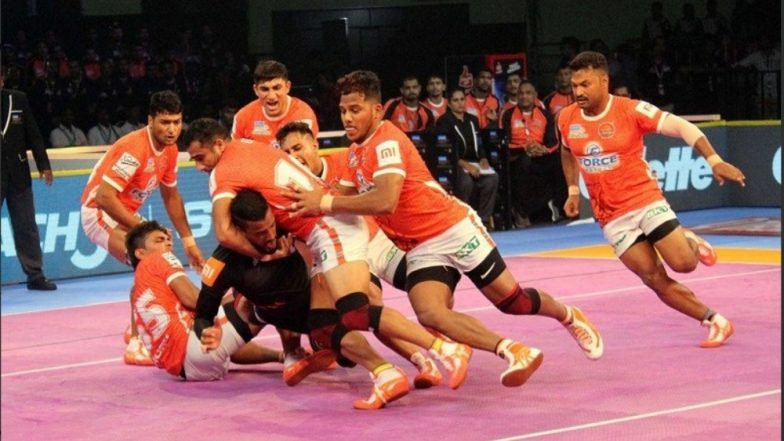 PKL 2018-19 Today's Kabaddi Matches: Schedule, Start Time, Live Streaming, Scores and Team Details of December 02 Encounters!