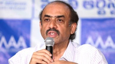 Tollywood Film Producer Daggubati Suresh Babu Booked for Hitting a Two-Wheeler With His Car