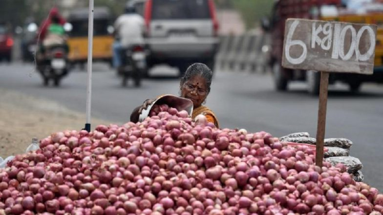 Maharashtra Farmer Gets Rs 1,064 for 750 Kg of Onion; Sends Money to PM Modi in Angst