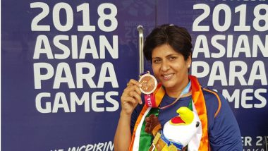 Asian Para Games 2018: Three More Gold for India, Deepa Malik Wins 2nd Bronze