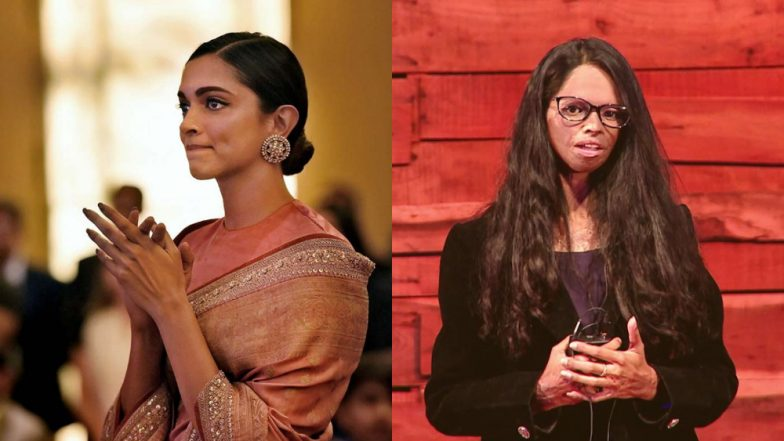 """Deepika Padukone to Play an Acid Attack Survivor in Her Next, Says """"When I Heard This Story, I Was Deeply Moved"""""""