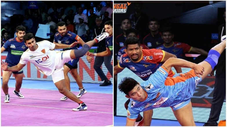 PKL 2018-19 Today's Kabaddi Matches: Schedule, Start Time, Live Streaming, Scores and Team Details of December 23 Encounter