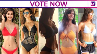Which of Disha Patani's Bikini Avatars Has Left You SMITTEN? – Red, Black, White, Blue or Yellow – Vote Now