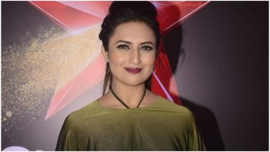 Divyanka Tripathi Dahiya's Latest Instagram Picture With a Stray Dog Will Drive Away Your Monday Blues!