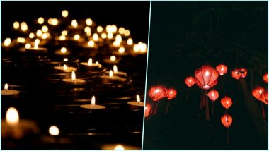 Diwali 2018 Decoration Ideas: Easy Diyas & Lanterns to Make and Brighten Up the Festival of Lights (Watch DIY Videos)