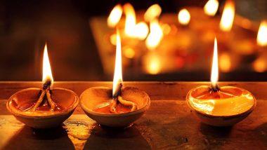 Diwali 2020: 33 Crore Cow Dung 'Diyas' to Hit Market This Festive Season to Counter Chinese Lights, Says Rashtriya Kamdhenu Aayog