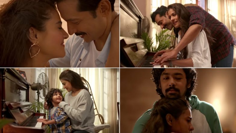 Helicopter Eela Song Dooba Dooba: Kajol, Riddhi Sen and Tota Roy Chowdhary's Lilting Ditty is About Living in Beautiful Memories - Watch Video