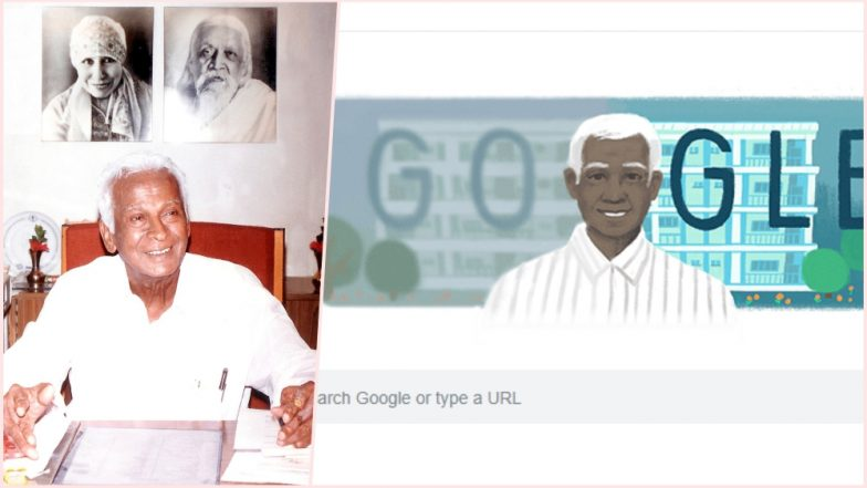 Dr. Govindappa Venkataswamy 100th Birth Anniversary: Visionary Indian Ophthalmologist and Founder of Aravind Eye Hospitals Honoured With Google Doodle