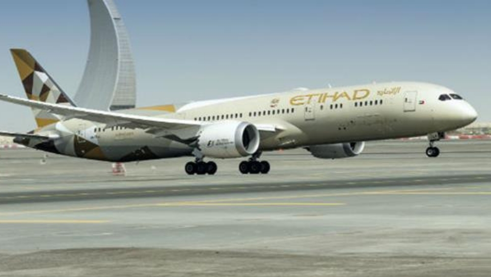 Etihad makes first known commercial flight between UAE, Israel
