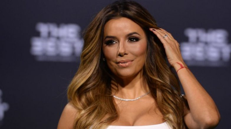 Desperate Housewives star Eva Longoria's Twitter Account Hacked; Actress Warns Fans
