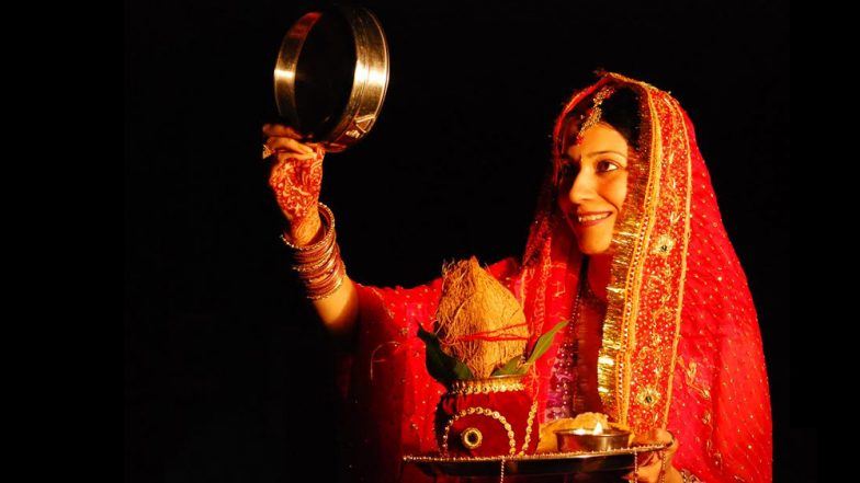 Karwa Chauth 2018 Moonrise Timings in Patna, Kolkata, Guwahati Today: Know When Karva Chauth Chand Will Appear in the Cities of Eastern Part of India