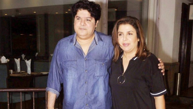 'Sajid Khan Has a Lot to Atone For,' Says a Heartbroken Farah Khan on Accusations of Sexual Harassment Against Her Brother