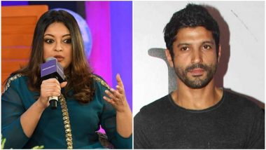Farhan Akhtar on Tanushree Dutta: Please Listen to Them Patiently, Don't Doubt Their Intention