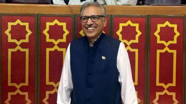 Pakistan President Arif Alvi Sacks Islamabad High Court Judge Aziz Siddiqui for Accusing ISI of Interference