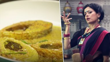 Abar Pet Pujo Ad by Fortune Foods During Durga Featuring Fish Delicacy Creates Controversy, Brand Withdraws & Apologises, But Was it Needed?