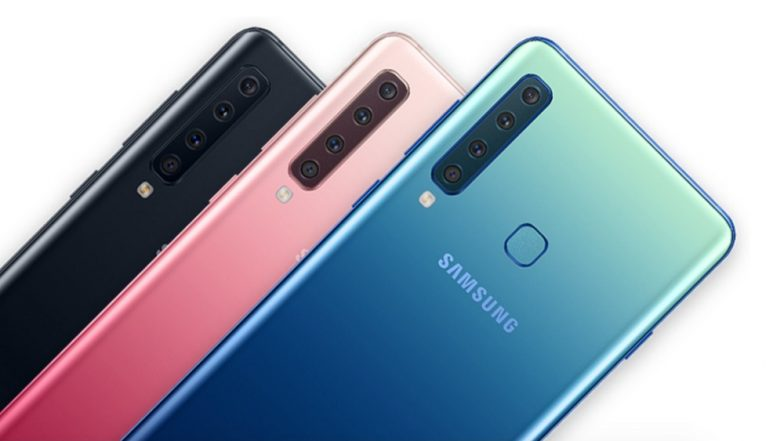 Samsung Galaxy A9 Smartphone With Four Rear Camera To Be Launched in India on November 20; Could Be Priced Around Rs 35,000