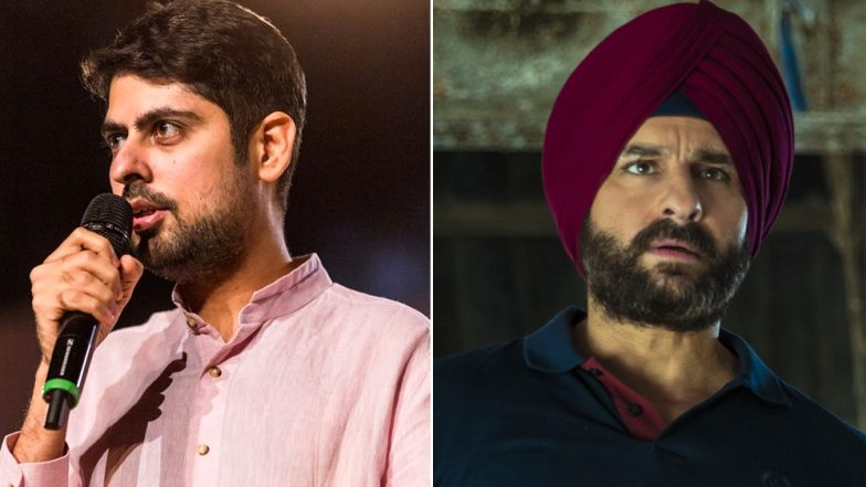 Sacred Games Season 2 Hit By #MeToo Storm? Netflix Likely to Discontinue The Series After Sexual Harassment Allegations Against Varun Grover