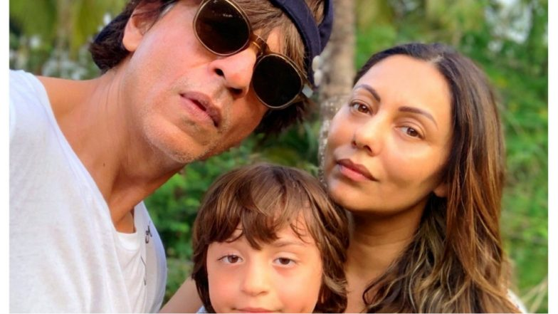 AbRam Khan's Dimpled Smile is Making Gauri Khan's Birthday Picture Extra Special!