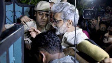 Bhima Koregoan Case: Maharashtra Government Moves Supreme Court Against Delhi High Court Order Ending Activist Gautam Navlakha's House Arrest