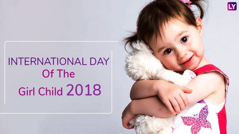 International Day of The Girl Child 2018: Origin, Theme and Importance of The Day Dedicated to Girls Across The Globe