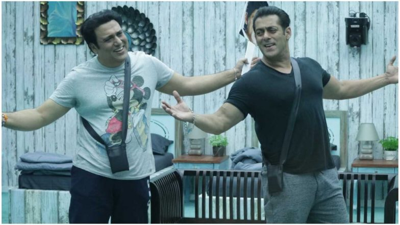 Bigg Boss 12: Salman Khan's Partner-In Crime Govinda to Join the Former for Weekend Ka Vaar – Watch Video