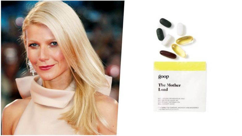 Gwyneth Paltrow's Goop in Trouble for Selling Pregnancy Vitamins That May Be Dangerous for the Foetus!