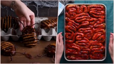 Halloween 2018 Feast Recipes: Blood and Guts Soup and Edible Intestines! Terrifying Treats for a Spook-Tacular Celebration