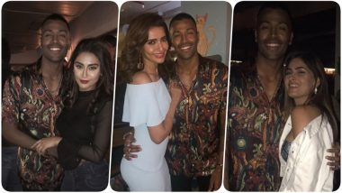 Hardik Pandya Turns 25: Parties with Karishma Tanna, Krystle D'souza, Karishma Sharma (See Inside Pics &Video)