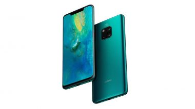 Huawei Mate 20 Pro Teaser Listed on Amazon; Likely to Launch in India Soon