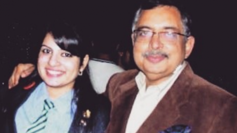 #MeToo In India: Post Sexual Misconduct Allegations, Vinod Dua's Daughter Malika Dua Has This Message For Her Father!