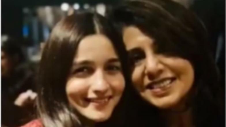 Alia Bhatt Has the Sweetest Birthday Wish for Boyfriend Ranbir Kapoor's Mother Neetu Kapoor - See Picture Inside