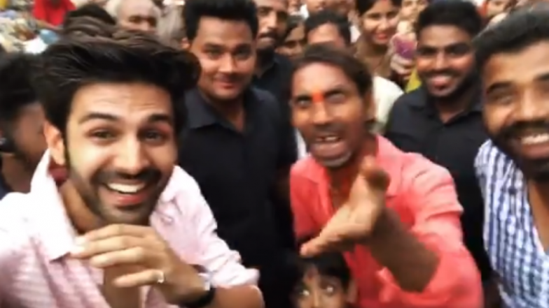 Kartik Aaryan's Hilarious Video Will Make You Scream 'WTF Have I Just Watched!