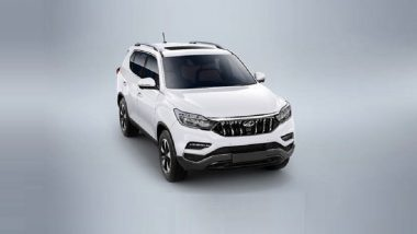 2018 Mahindra Y400 Rexton-Based SUV to Be Launched in India on November 19