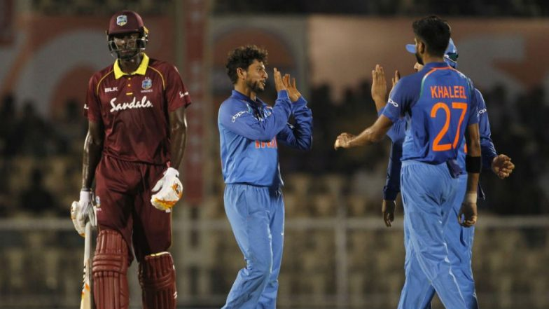 India vs West Indies 4th ODI 2018 Video Highlights: IND Register Their Biggest Win Over WI