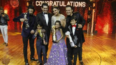 India's Best Dramebaaz Grand Finale Winner Announced: Dipali Borkar Wins The Trophy
