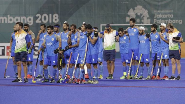 Asian Champions Trophy 2018 Men's Hockey: India Settle For a Goalless Draw Against Malaysia
