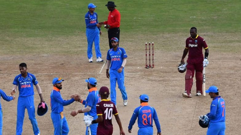 India VS West Indies T20I Series 2018: Umesh Yadav, Jasprit Bumrah and Kuldeep Yadav Rested for the 3rd Encounter