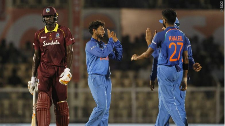 India vs West Indies 2018, 5th ODI Match Preview: Virat Kohli-Led Men in Blue Look to Seal Series with Victory in Final!
