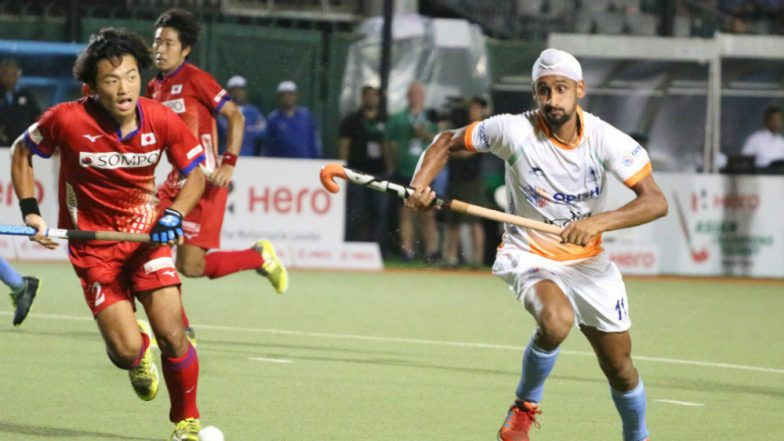 Asian Champions Trophy 2018: India Hammer Japan 9–0; Record Third Successive Win