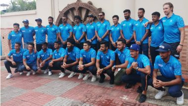 Manpreet Singh Led Indian Men's Hockey Team Leave for Asian Champions Trophy Starting October 18