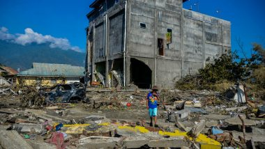 Indonesia Earthquake, Tsunami Death Toll Climbs to 1,944