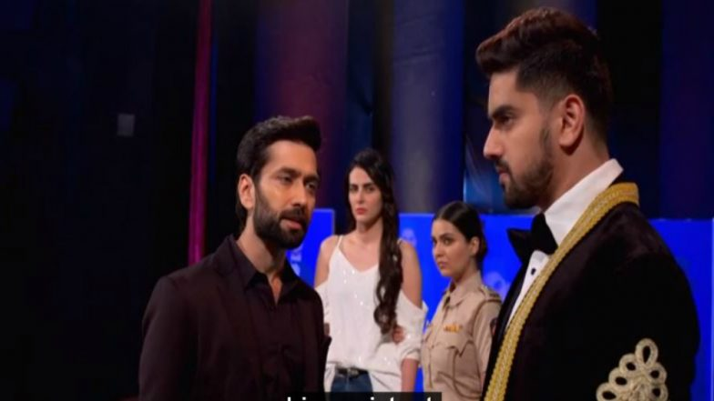 Ishqbaaz 2nd October 2018 Written Update of Full Episode: Shivay Exposes Mohit Before The Media