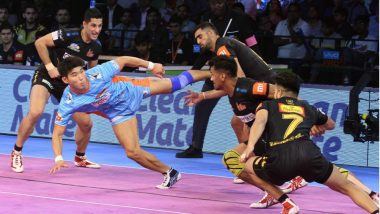 PKL 2018-19 Today's Kabaddi Matches: Schedule, Start Time, Live Streaming, Scores and Team Details of October 17 Encounters!