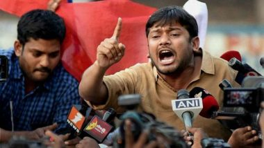 JNU Sedition Case: Will Defend Kanhaiya Kumar Politically and Legally, Says CPI
