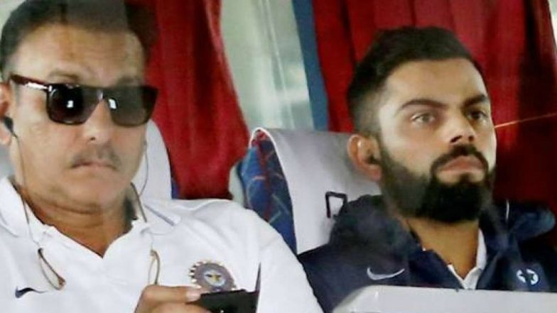Virat Kohli & Co Made to Wait in the Bus at the Visakhapatnam Airport After an Attack on YSR Congress President Jagan Mohan Reddy
